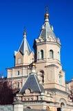 Sviato-Troitskyi Monastery in Korets. Rivne region. Ukraine Stock Photography