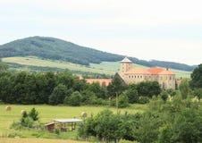Svihov castle stock photography