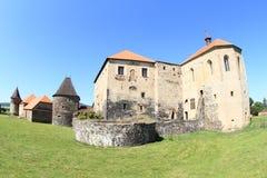 Svihov castle Stock Image
