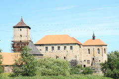 Svihov castle Royalty Free Stock Image