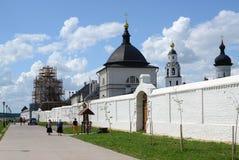Svijazhsk. Ιερό μοναστήρι Dormition Στοκ φωτογραφία με δικαίωμα ελεύθερης χρήσης