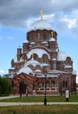 Svijazhsk. St. John the Baptist Monastery, Cathedral of Our Lad Royalty Free Stock Images