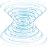 Svilupparsi a spiraleare Fotografie Stock Libere da Diritti