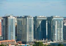 Sviluppo di architettura di Kyiv, Ucraina Fotografia Stock Libera da Diritti