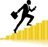 Sviluppo di carriera Immagini Stock Libere da Diritti