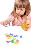 Sviluppo di infanzia iniziale immagini stock libere da diritti