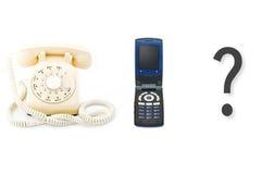 Sviluppo di telecomunicazioni Fotografie Stock