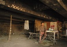 SVILUPPO ECONOMICO DELL'INDONESIA Fotografia Stock Libera da Diritti