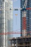 Sviluppo, nuovo Constraction Immagine Stock