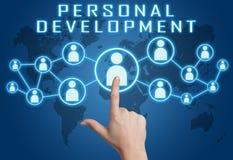 Sviluppo personale Immagini Stock