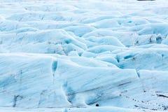 Svinafell Glacier Iceland Royalty Free Stock Photos