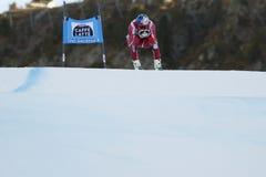 SVINDAL Aksel Lund in Audi FIS Alpien Ski World Cup - 3de MENSEN Stock Afbeeldingen