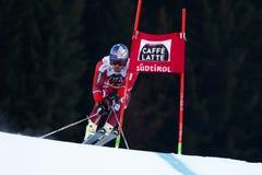 SVINDAL Aksel Lund in Audi Fis Alpine Skiing World-Kop Men's G royalty-vrije stock fotografie