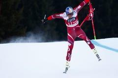 SVINDAL Aksel Lund in Audi Fis Alpine Skiing World-Kop Men's G stock foto