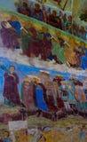 Svirsky monaster obraz stock