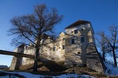 Svirz Castle Royalty Free Stock Image