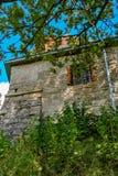 Svirzh Castle near. Lviv, Lvov, Ukraine Stock Image