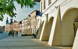 Free Svitavy Square 01 Royalty Free Stock Photo - 105993655