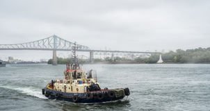 Svitzer Cartier tugboat Stock Photo
