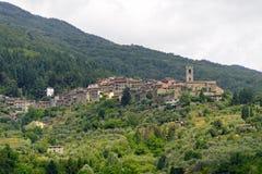 Svizzera Pesciatina (Tuscany) Stock Photo