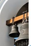 Svjatogorsk Церковные колокола заступничества Стоковые Изображения