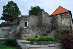 svojanov de château Photographie stock