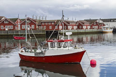 Svolvaer Royalty Free Stock Image