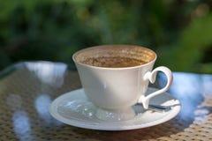 Svuoti il caffè Immagini Stock