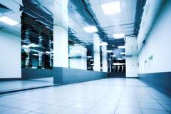 Svuoti il corridoio i Fotografie Stock