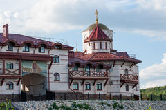 Svyato-Bogorodicky monastery (Vinnovka) Royalty Free Stock Photos