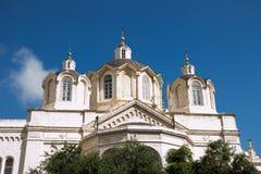 Svyato-Troitsky Cathedral Royalty Free Stock Photo