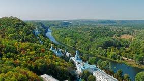 Svyato-uspenskaya lavra Royalty Free Stock Image