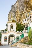 Svyato-Uspensky cave monastery Royalty Free Stock Photos
