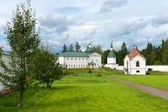 The Church of Iakov Borovichsky Royalty Free Stock Photography