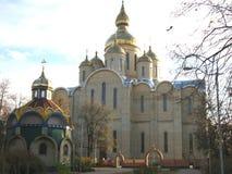 Svyatopolk St Michael Cathedr Obraz Royalty Free