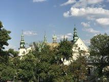 Sw Kosciol Католическая церковь Sieny ze Bernardyna Стоковые Фото