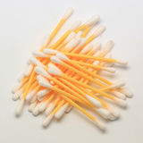 Swab or cotton bud Stock Image