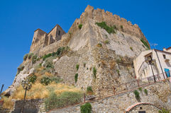 Free Swabian Castle Of Rocca Imperiale. Calabria. Italy. Royalty Free Stock Photos - 50182108