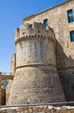 Swabian Castle of Rocca Imperiale. Calabria. Italy. Royalty Free Stock Photos