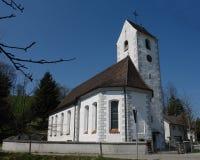 Swabian Kerk stock afbeelding