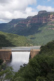 The swadini dam near the blyde river Stock Photos
