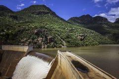The swadini dam near the blyde river Royalty Free Stock Photos