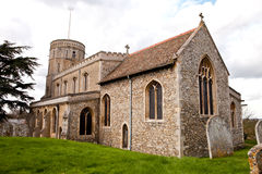 Swaffham prior church Royalty Free Stock Photos