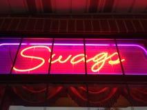 swags для продажи Стоковая Фотография RF