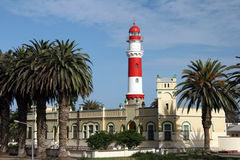 swakopmund маяка Стоковые Фото
