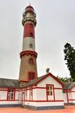 Swakopmund Lighthouse - la Namibie Image libre de droits