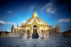 Swal Taw Pagoda Royalty Free Stock Photos