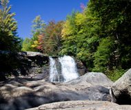 Swallow Falls Maryland royalty free stock photography