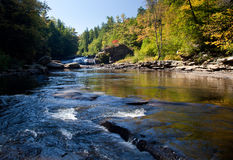 Swallow Falls Maryland stock images