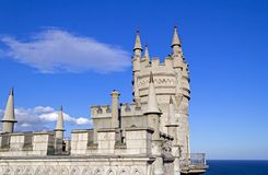 The Swallow Nest castle Stock Images